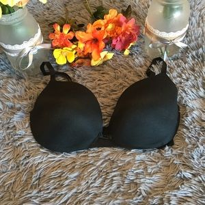 Victoria's Secret Lined Demi Bra Size 32 DDD (F)